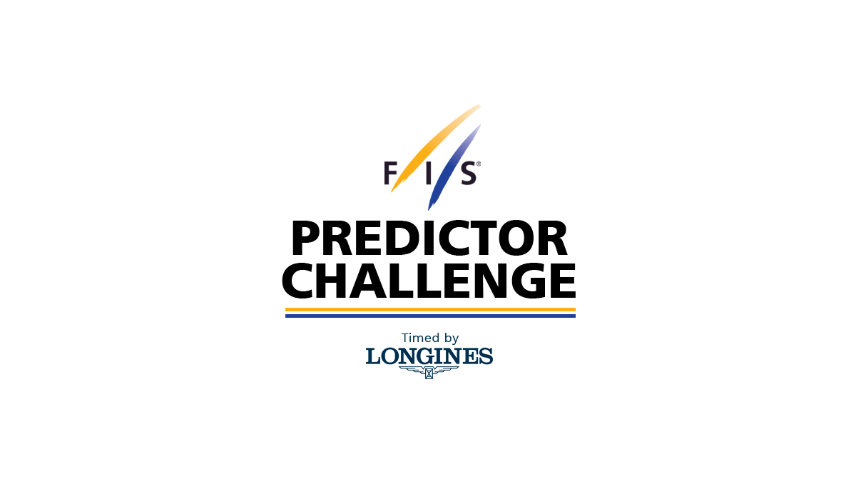 Take your pick on FIS Predictor Challenge timed by Longines!
